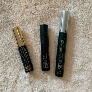 NEW Black Mascaras 3 pcs